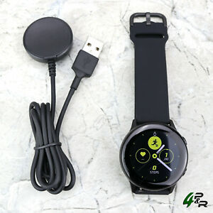 Samsung Galaxy Watch Active 2019 SM-R500 4GB Bluetooth 4.2 Smartwatch Black