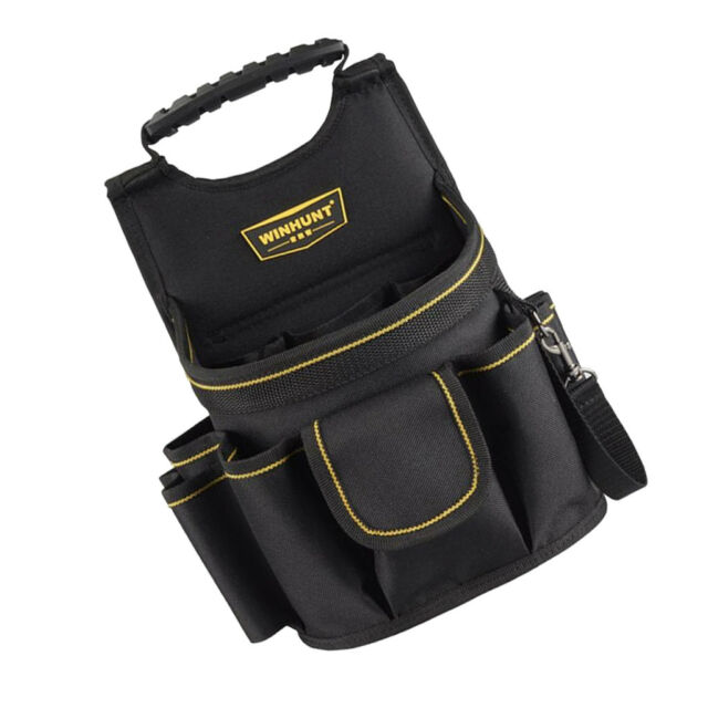 Electrician Tool Waist Belt Pouch Bag Driver Pliers Pouch Polyester SMT2012