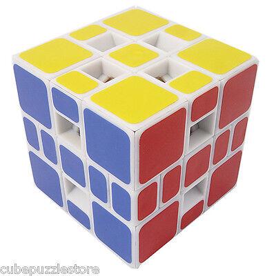 Black Type C Mixup Plus Wormhole II Camouflage Magic Cube Twist Puzzle WitEden