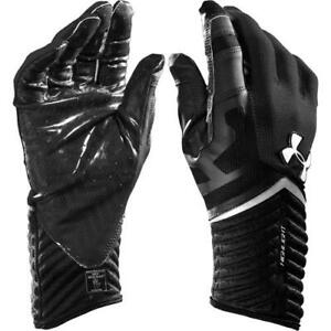 beste plaats ongelooflijke prijzen verkoop usa online Details about Under Armour UA Youth LG Highlight Football Gloves Black  1242975 FAST SHIP! D3