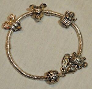 Pandora-Sterling-Silver-Bracelet-with-Pandora-amp-Disney-Bead-Charms