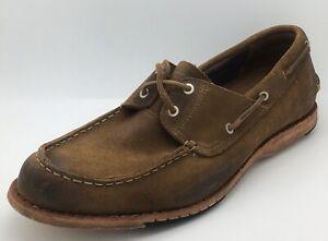 Final Feudal Precioso  Timberland Mens Boot Company CNT PNE 2I Boat Shoes - 47541 *   eBay