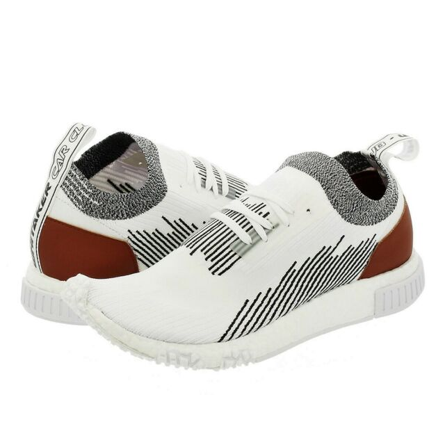 competitive price eb610 cb39d Adidas NMD Racer Monaco Whitaker Car Club White AC8233 10M White -  200 BNIB