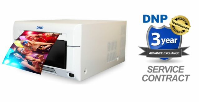 Dnp Ds620a Dye Sub Professional Photo Printer With 2 Years Remaining