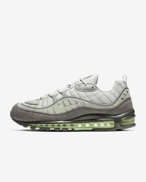 Size 10 - Nike Air Max 98 Vast Grey Mint for sale online | eBay
