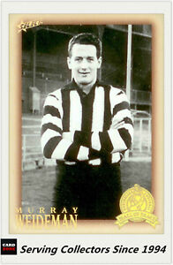 2012-Select-AFL-Eternity-Hall-Of-Fame-Card-HOF192-Murray-Weideman-Collingwood
