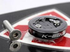 K-Edge Gravity Cap Bike Stem Computer Mount fits Garmin Edge 200/510/520/800/810