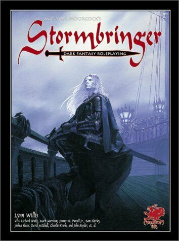 Michael Moorcooks Stormbringer (Stormbringer Roleplaying Game, 2115)
