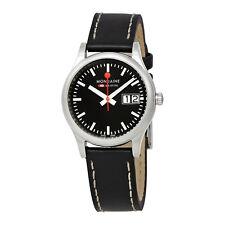Mondaine Sport Black Dial Ladies Watch A669.30311.14SBB