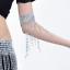 1-Paire-Belly-Dance-Danse-Bracelet-Orientale-Partie-Superieure-Du-Bras 縮圖 14