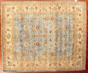 Chobi Design Rug Hand Made In Pakistan 100 Wool 8