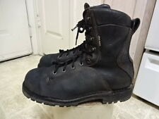 """DANNER GORE TEX 8"""" SUPPER QUARRY 2.0 BOOTS GREAT COND NOT MUCH USED MEN 11.5 D"""