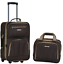 Luggage-2-Piece-Set-Choose-14-Colors-One-Size-Free-Shipping thumbnail 4