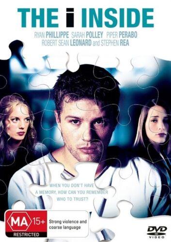 1 of 1 - The I Inside (DVD, 2009) - New/Sealed Region 4 DVD