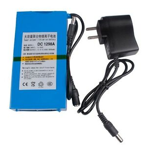 Good-quality-Rechargeable-DC-12V-Portable-9800mAh-Li-ion-Super-Battery-Pack