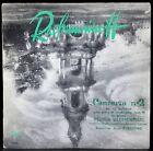Rachmaninov / Rachmaninoff Concerto 2 Blumental / Blumenthal Giardino LP 25 cm