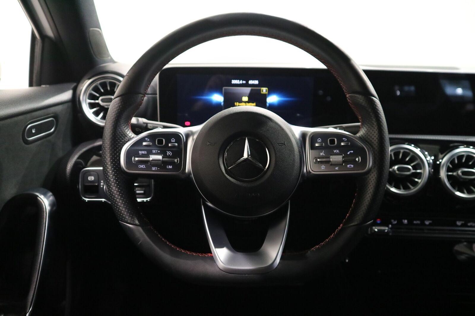Mercedes A180 d 1,5 AMG Line aut. - billede 7