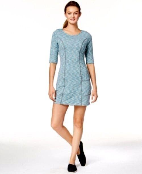 Soybu Vanessa Space-Dyed Active Dress Gemstone Size Medium