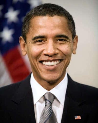 PRESIDENT BARACK OBAMA PORTRAIT 8X10 PHOTO 44TH U.S