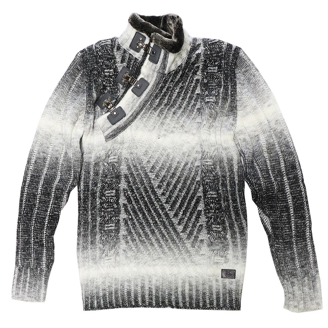 NEW DECAPRIO USA MEN LUXURY SWEATER DESIGNER CLOTHS CCT0516K811
