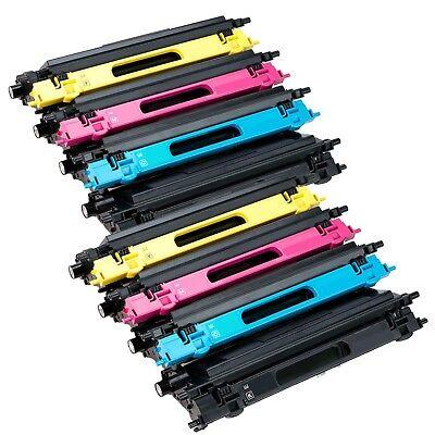 Set of 4 TN115 BCMY Laser Toner for Brother MFC-9440CN MFC-9450CDN MFC-9840CDW