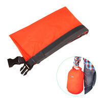 New 20L Waterproof Storage Dry Bag for Hiking Swimming Canoeing Kayaking Orange