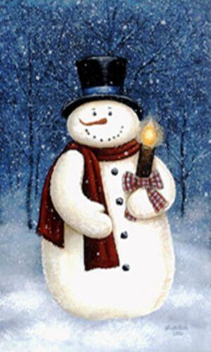 wood tree snowman stacked snowmen Christmas shelf sitter winter decor sign