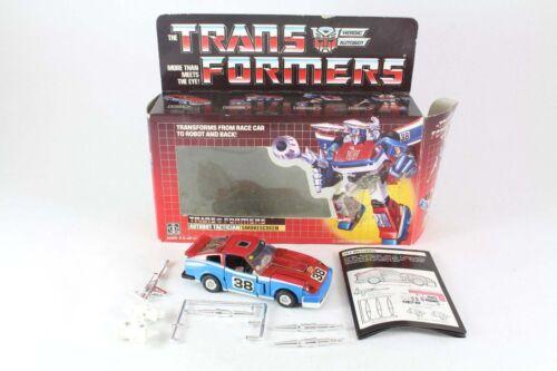 Transformers G1 SMOKESCREEN Reissue Action Figure Best Geschenk Spielzeug NEU