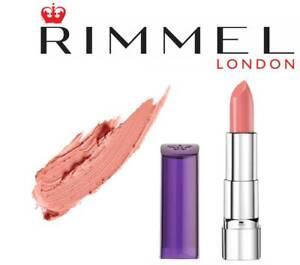 Rimmel London Moisture Renew Lipstick - 125 To Nude Or Not