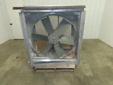 Quietaire 44in15hp Belt Drive Wall Exhaust Fan Withcabinet Withlouver 208 230460