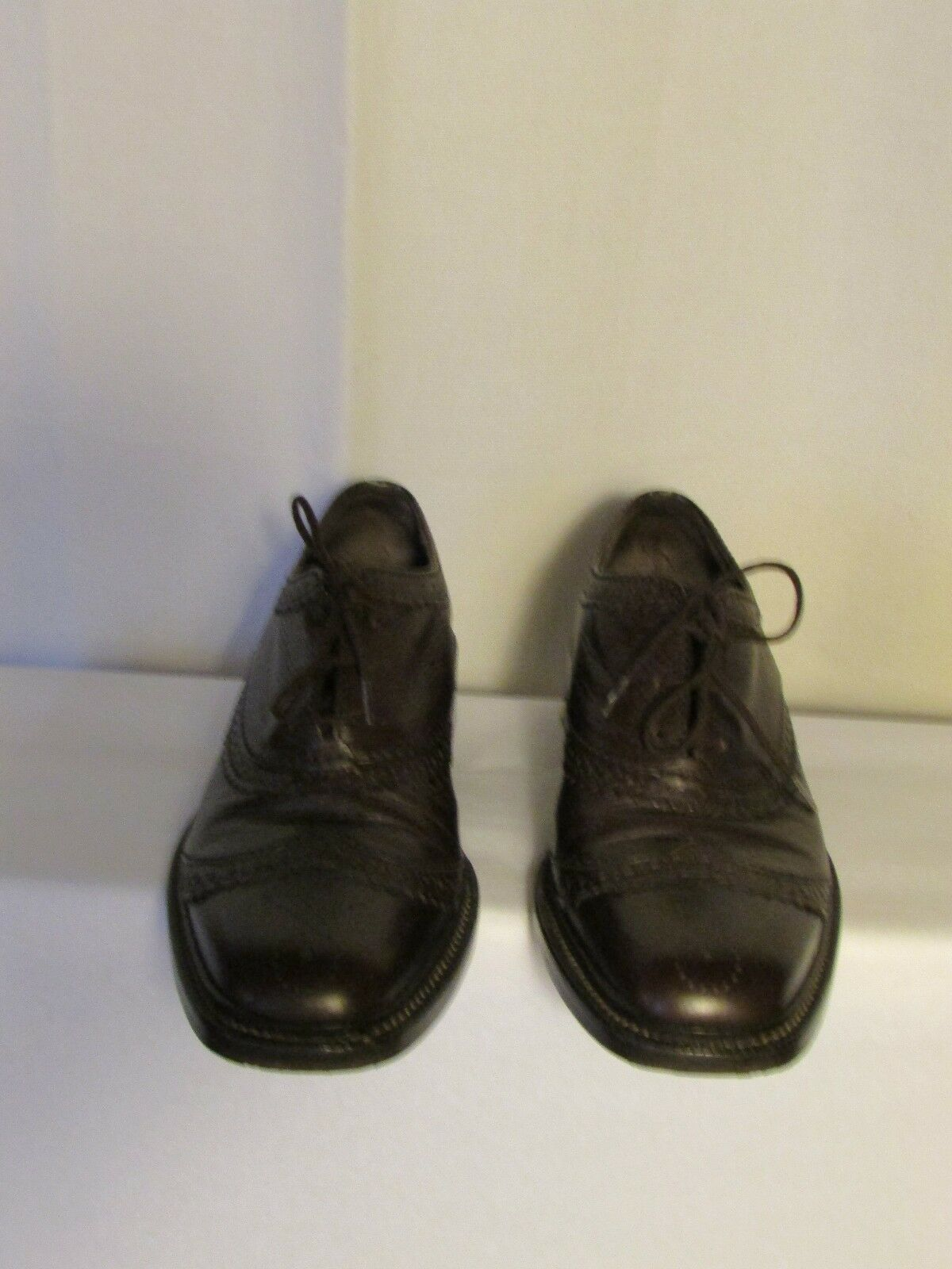 zapatos hugo boss cuir cuir cuir marrón 38 d07737