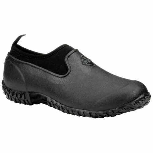 Muck Boots MUCKSTER II LOW Womens Slip On Waterproof Black M2LW-BLK