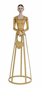 Frauenbueste-Biedermeier-Dame-Schneiderpuppe-Frauenfigur-Shabby-Bueste-Antik-Puppe
