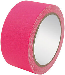 "Allstar ALL14146 Gaffers Tape 2"" x 45' Fluorescent Pink"