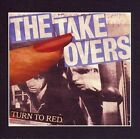 Turn to Red by Takeovers (CD, Jun-2006, Fading Captain)