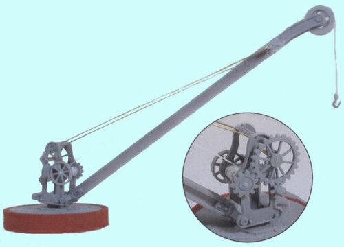 00 NEW Peco 00 LK-35 Goods Yard Crane Kit Railway Models
