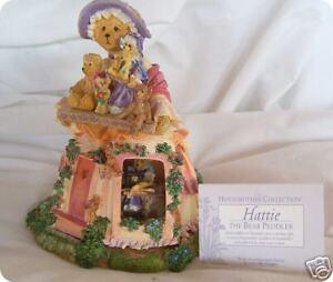 NEW-Housemother-3-piece-set-034-Hattie-The-Bear-Peddler-034