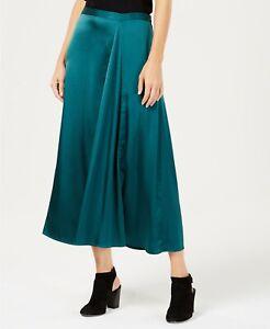 6 341 Silk Eileen 278 Fisher Skirt 6d Godet Msrp 672178104196 Taglia Blm BxzT10