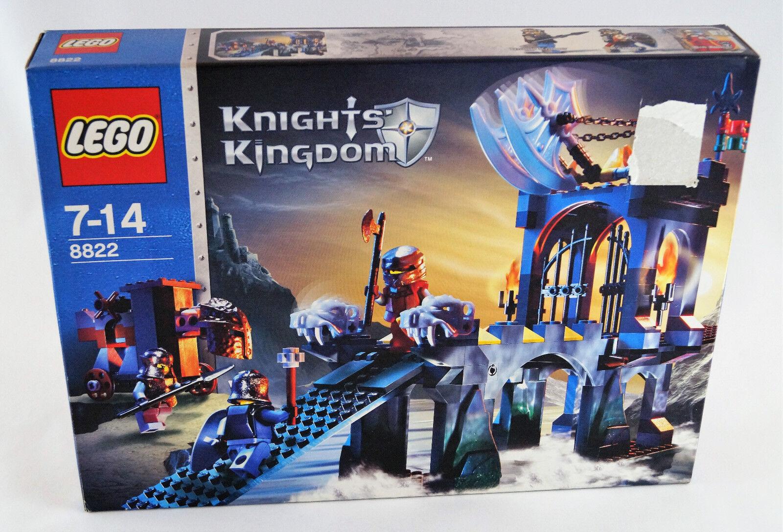 Lego® Knights' Kingdom 8822 Gargoyle Bridge Neuware   New   Sealed