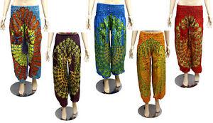 Boho Yoga Part 25st Bukser Baggy Harem Rayon Girls Hippie Bukser Wholesale For 7425731858875 wpECRqT