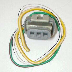 Parts Master 84016 3-Wire Ford Internal Voltage Regulator Pigtail ...