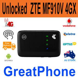 Unlocked-Telstra-ZTE-MF910V-4GX-Pocket-Wi-Fi-Modem-3GB-Data-Starter-Pack