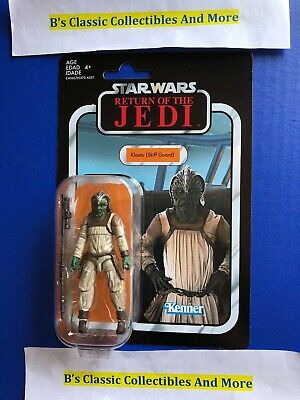 Star Wars 2019 W1 Vintage Collection VC135 Klaatu Skiff Guard Action Figure MOSC