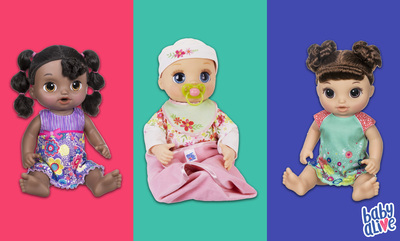 Shop our Selection of Baby Alive
