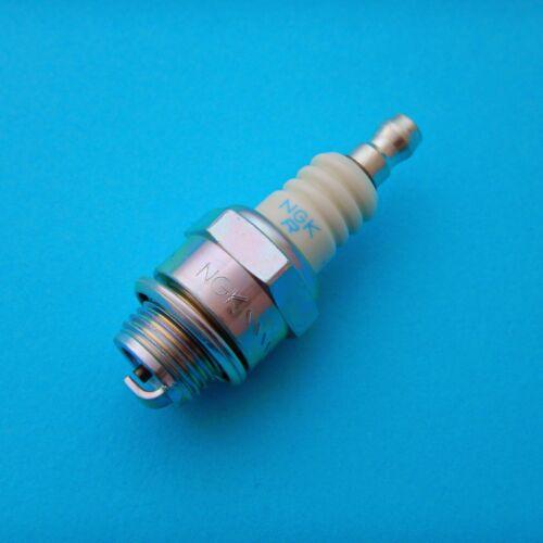 Véritable ngk spark plug BPMR6A convient à de nombreux modèles husqvarna moteur plus autres