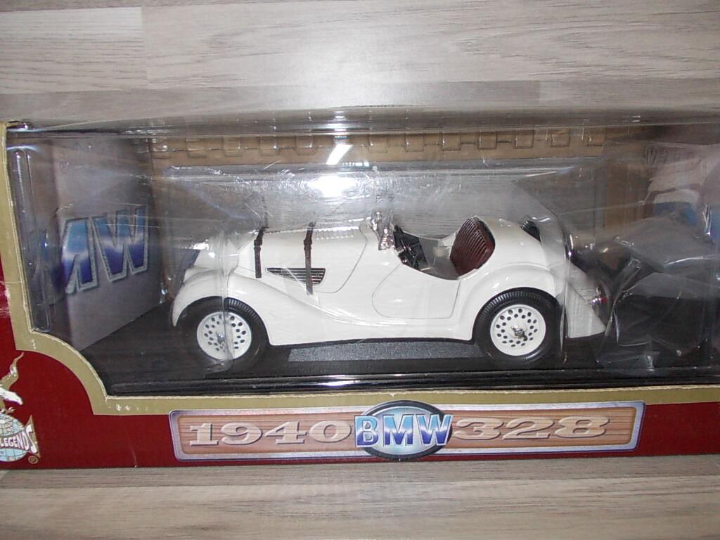 Road Legends 1 18 - BMW 328 cabrio 1940
