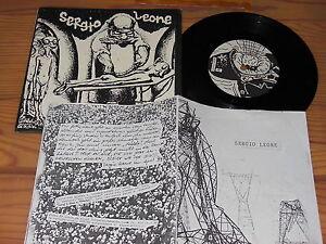 SERGIO-LEONE-GRATENERNTE-7-TRACK-EP-VINYL-7-039-039-SINGLE-MINT