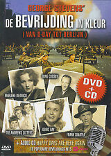 George Stevens' De bevrijding in kleur (DVD + CD)