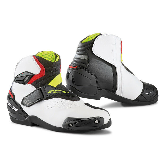 7131  shoes TCX  ROADSTER 2    AIR BIANCO yellow FLUO  TAGLIA  41  the newest brands outlet online