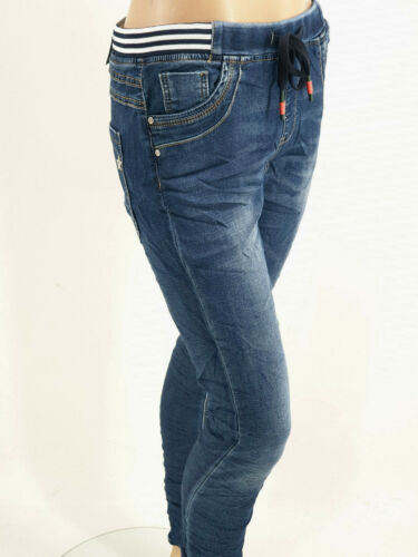 Jewelly Stylische Casual Jog Pants Jeans Jogging Style Super Comfortable